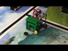 FLL 2015 Trash Trek - Compost Mission Strategy - YouTube