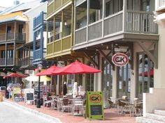 Cowgirl Kitchen ~ Rosemary Beach, FL ~ great lunch spot & picnic baskets to go