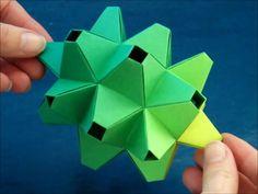 origami - modular - Durian - dutchpapergirl