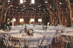 Cole + Kim Wedding Barn