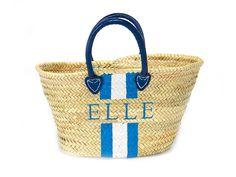 Pack' die Badehose ein: Personalisierte Strandtasche von Rae Feather