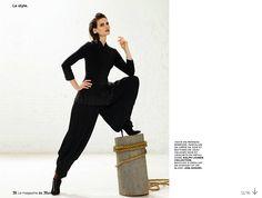 visual optimism; fashion editorials, shows, campaigns & more!: joyaux eighties: drake burnette by roe ethridge for m le monde 28th september...