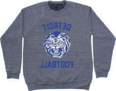 awesome Vintage Detroit Lions Apparel