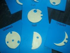 Moon Phase Cheese