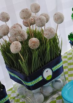 Golf Party Theme #party #golf