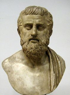 Sophocles is one of three ancient Greek tragedians whose plays have survived. His first plays were written later than those of Aeschylus, and earlier than or contemporary with those of Euripides. According to the Suda, a 10th-century encyclopedia, Sophocles wrote 123 plays during the course of his life, but only seven have survived in a complete form: Ajax, Antigone, The Women of Trachis, Oedipus the King, Electra, Philoctetes and Oedipus at Colonus.