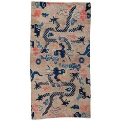 Antique and Modern Chinese and East Asian Rugs and Carpets - For Sale at Tibetan Dragon, Asian Rugs, Tibetan Rugs, Rugs On Carpet, Carpets, Ancient China, Asian Art, Creative Inspiration, Print Patterns
