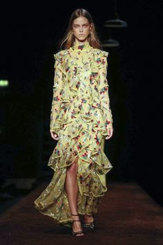 Erdem Ready To Wear Spring Summer 2016 London - NOWFASHION