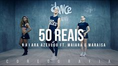 """Venha aprender com o FitDance, a coreografia do sucesso de """"50 reais"""", a música """"Naiara Azevedo Ft. Maiara e Maraisa"""", e fique preparado para #MeterDança ."""