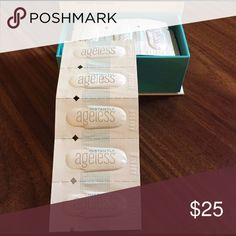 Instantly ageless sachets New  Authentic  Expires  2019  ❎Price is as Stated, you will receive 20 sachets  ❎No Offers/No Lowest, retails $75 for 50 sachets  ❎Last 6-8 hours, under eye cream to temporarily get rid of under eye bags  *ship same/next day *no holds/trades *pet free *smoke free home Makeup Eye Primer