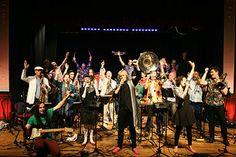 The Uncommon Orchestra - photo: Tim Goodwin