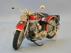 Harley Davidson 1/9 Italeri