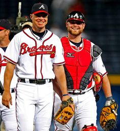 As much as I dislike the Braves as a Phillies fan, I really respect Chipper Jones and Brian McCann. Two damn good players.