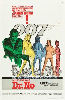 James Bond 1962