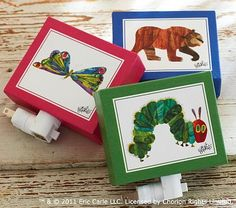 I love the The Very Hungry Caterpillar™ and Brown Bear Nightlights on potterybarnkids.com $25.00