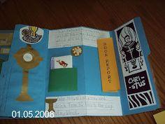 First Communion Lapbook