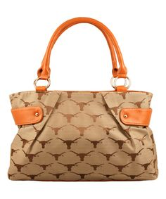 Look at this Texas Longhorns Signature Tote Bag on #zulily today!