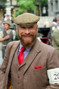 Tweed Run 2014 | Preposity Preposity
