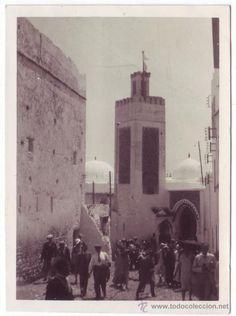 Tetuán (Protectorado Español en Marruecos): Minarete (1934) - Foto 1