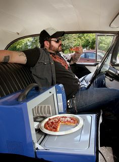 Microwave for your car? #cars #gadget