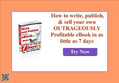 How to write, publish, & sell yourown OUTRAGEOUSLY Profitable eBook in as little as 7 days  http://f615bv8avcbr2n8-nx9bklt9d4.hop.clickbank.net/?tid=ATKNP1023