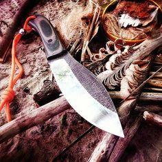 Nessmuk by #RustyFileCutlery  A2 steel, micarta, CFRP pins. #nessmuk  #newknife  #bushcraftknife  #bushcraftstaff  #outdoorstaff  #outdoorknife #knive  #knife #knifenut  #knifecommunity  #knifeporn  #knifemaking #knifemakers #knivesofinstagram  #knivespassion  #knives