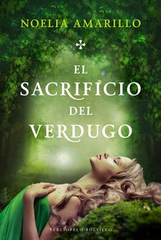 Noelia Amarillo : Portada para la edición en Bolsillo de El Sacrificio del Verdugo