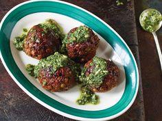 Veggie Lentil Balls