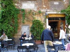 These 10 Charming Italian Cafés Make Us Want To Drop Everything And Go