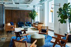 TOMMY JOHN — FLOAT Open Lounge Office Area