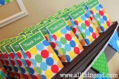 crayon themed birthday party | Bio Twitter Facebook Google+ Latest Posts