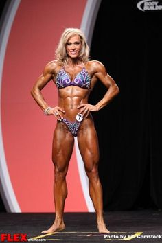 Tamee Marie - Women's Physique Olympia