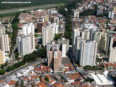 Avenida Bráz Leme, em Santana