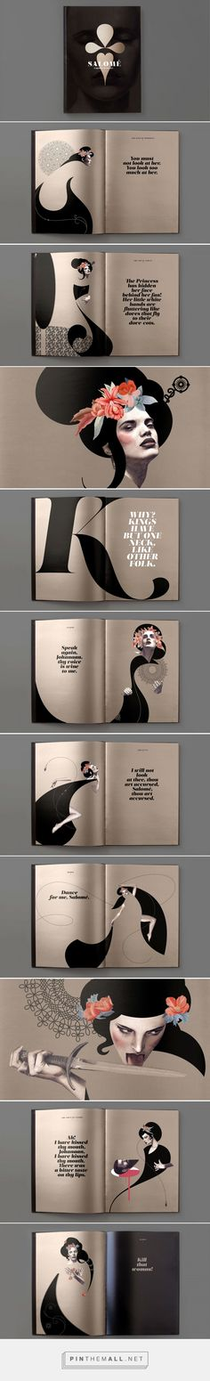 type specimen booklets collection on Behance... - a grouped images picture - Pin Them All