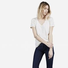 The Cotton V - Everlane