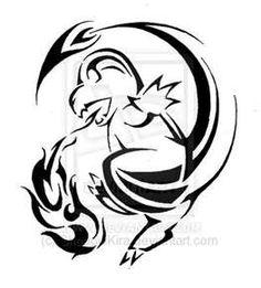 pokemon - tribal-tattoos Photo I Totally want this!!