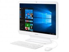 "Computador All in One Samsung E1 Intel Dual Core - 4GB 500GB LED 21,5"" Full HD Windows 10"