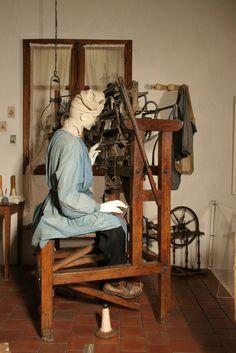 Troyes 1927_reconstitution-atelier-de-bonnetier