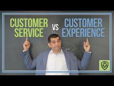 Customer Service Vs. Customer Experience - YouTube