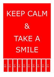 Free printable - Keep calm & take a smile Smile Pics, Smile Pictures, Smile Sayings, Smile Quotes, Printable Tags, Printables, Keep Calm Images, Take A Smile, Morale Boosters