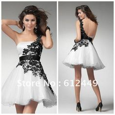 Western Theme Prom Dresses   Black White Prom Dress On Dresses Designer 2013