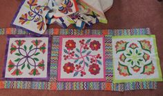 pomegranate and chintz | Life, friends and quilting