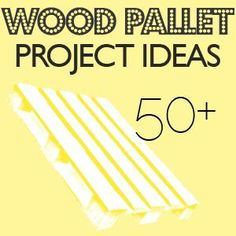 repurposing wood pallets, home decor, painted furniture, pallet, Pallet project round up for tons of inspiration