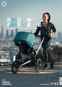 #Bugaboo new #Runner