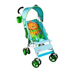 Fisher Price® Precious Planet™ Deluxe Umbrella Stroller