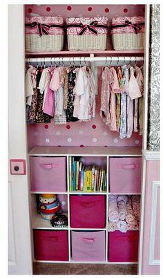Hos's closet