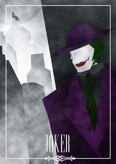 The Shadows of Gotham - Created by Lewis Forde