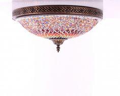 Потолочный светильник Мозаика AR406-2