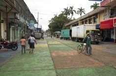 Fotografía: Destinos Reps - Puerto Limón - Calle Peatonal (Costa Rica) Rafting, Costa Rica, Street View, Puerto Limon, Destinations