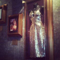 Copy öf dress wore by Madonna at Grammy years ago.@Hard rock cafe,PUNE
